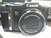 CANON Digital Camera POWERSHOT SX160 IS
